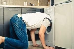Cómo sacar a un ratón de la lavadora