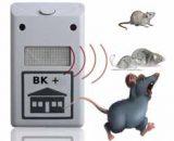 Ahuyentadores de ratas: caseros, electrónicos, por ultrasonidos, para exterior